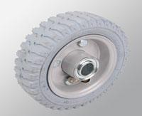 "Eureka Bearing & Supply Pneumatic Tire 6"" Pneumatic"